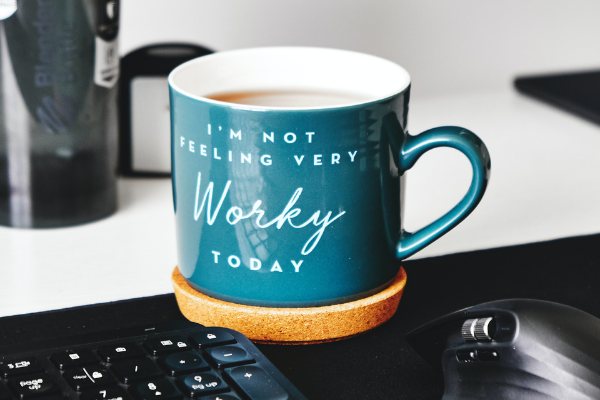 Work from home tea